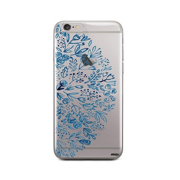 competitive price fb651 18082 Indigo Henna iPhone 6 / 6S Case Clear