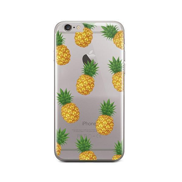 Pineapple Overload iPhone 6 Plus / 6S Plus Case Clear