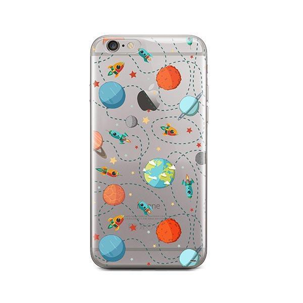 Space Case iPhone 6 / 6S Case Clear