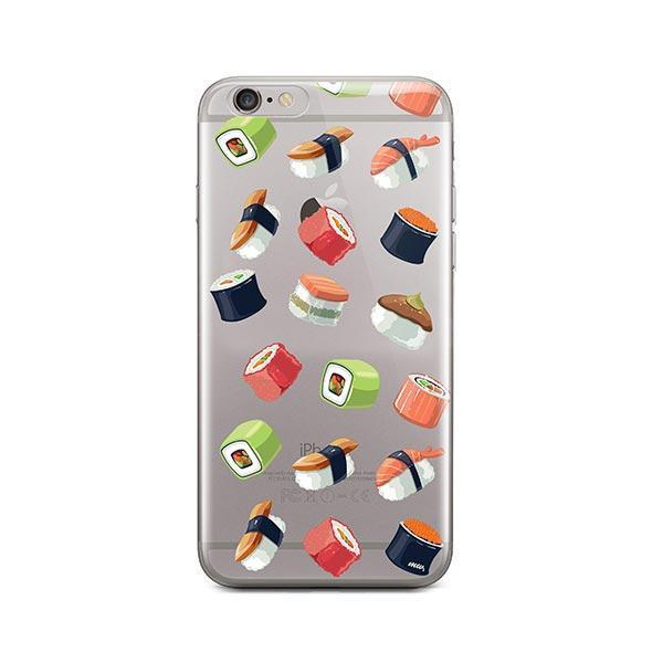 Sushi Lover iPhone 6 Plus / 6S Plus Case Clear