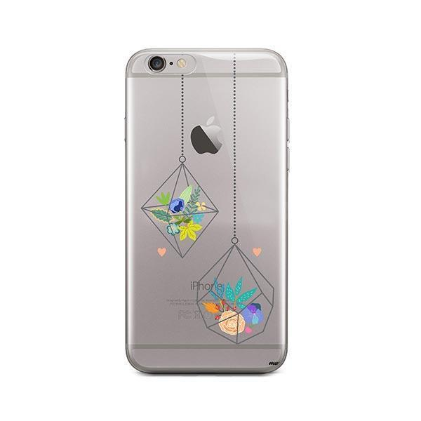 Terrarium iPhone 6 Plus / 6S Plus Case Clear