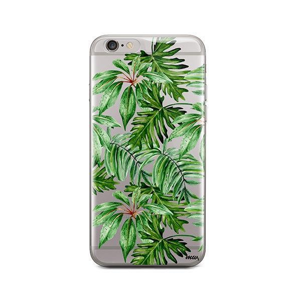 The Tropics iPhone 6 Plus / 6S Plus Case Clear