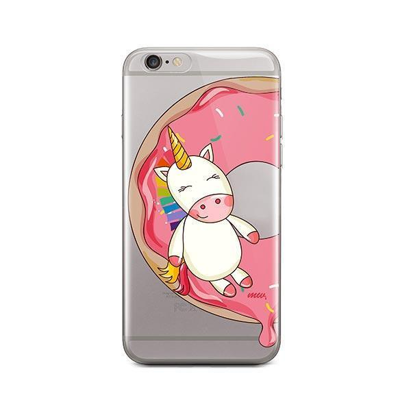 Unicorn Sprinkles iPhone 6 / 6S Case Clear