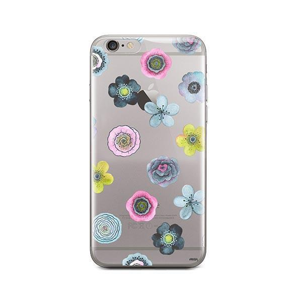 Watercolor Succulent iPhone 6 Plus / 6S Plus Case Clear