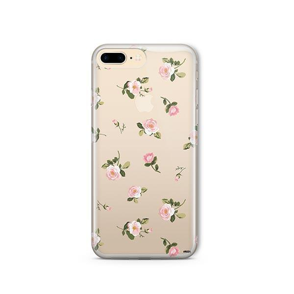 Blush iPhone 7 Plus Case Clear