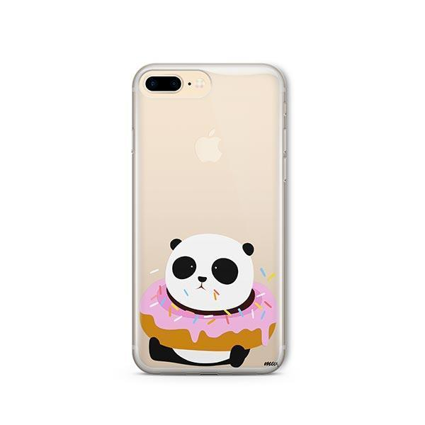 Pandonut iPhone 7 Plus Case Clear