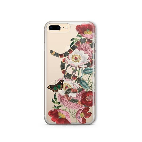 Adam And Eve - iPhone 8 Plus Case Clear