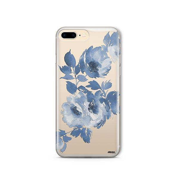 Blue Crush iPhone 7 Plus Case Clear