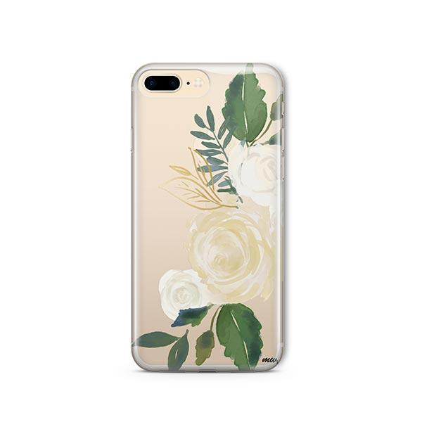 Caroline iPhone 7 Plus Case Clear