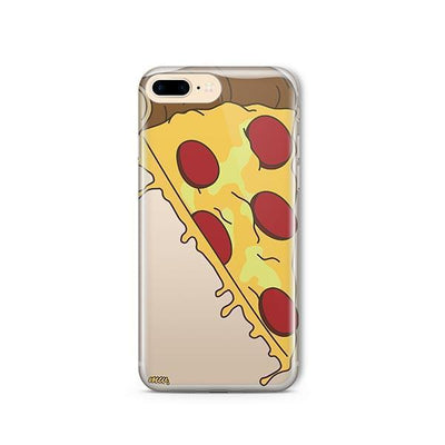 Pizza Slice - iPhone Clear Case