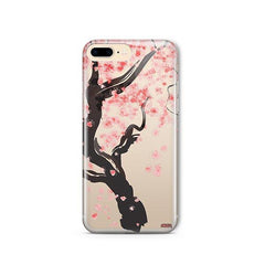 Cherry Blossom Tree iPhone 8 Plus Case Clear
