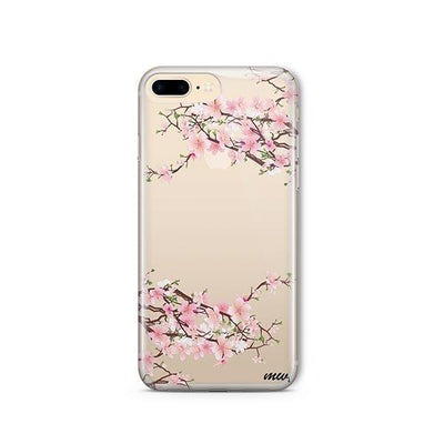 Cherry Blossom - iPhone Clear Case