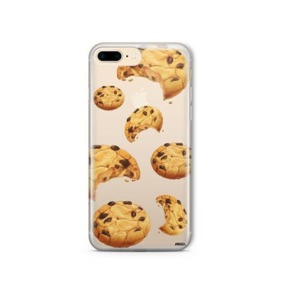 Cookie - iPhone Clear Case