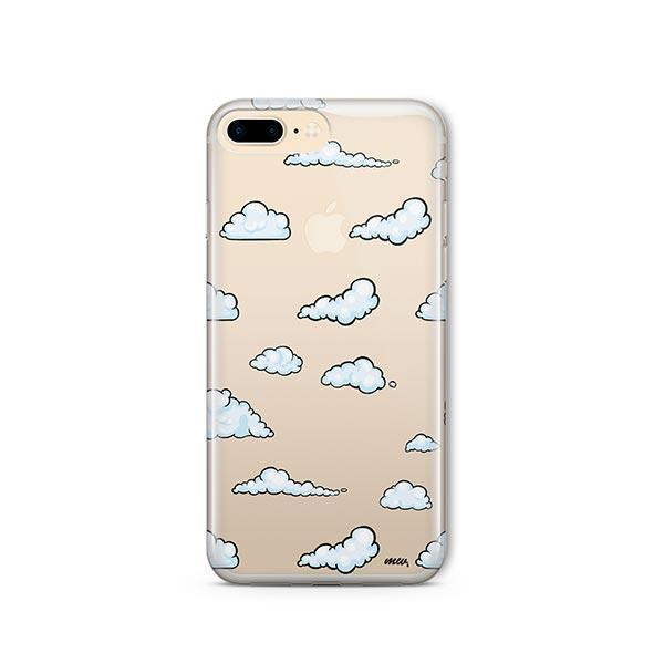 Cloud 9 iPhone 7 Plus Case Clear