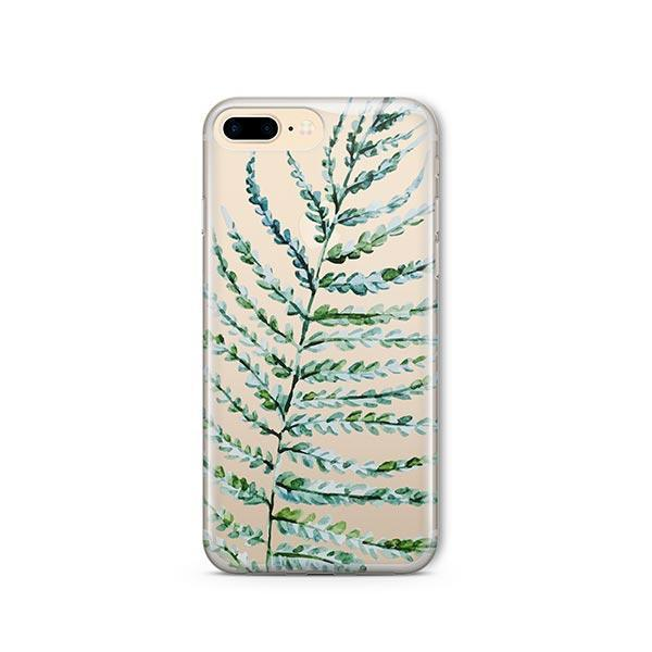 Fern iPhone 7 Plus Case Clear
