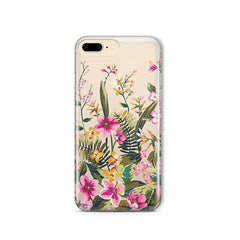 Growing Garden iPhone 8 Plus Case Clear
