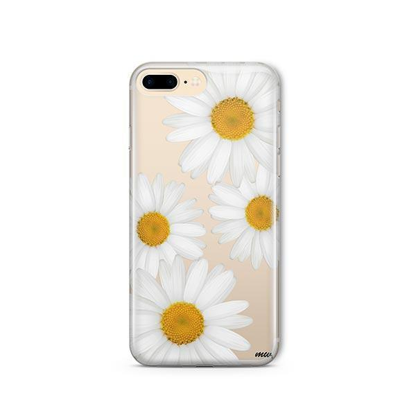 It's Daisies iPhone 7 Plus Case Clear