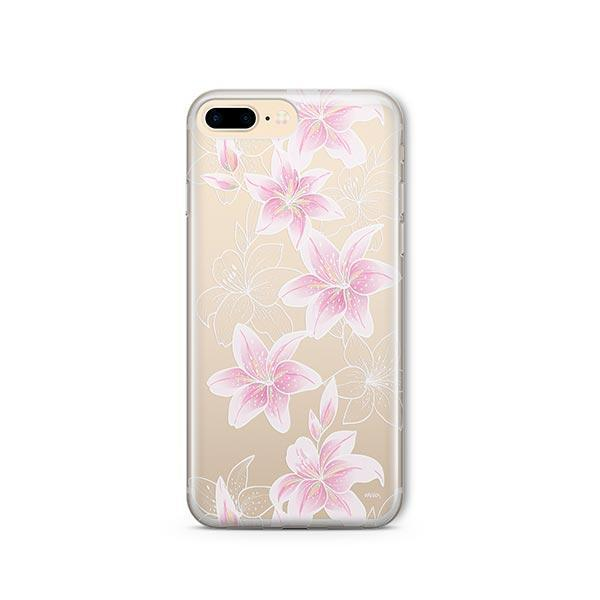 Lily Beth iPhone 7 Plus Case Clear