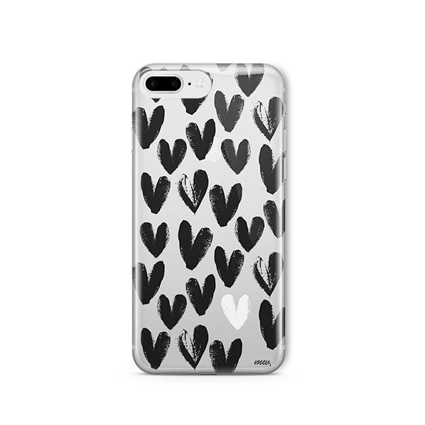 One Love iPhone 7 Plus Case Clear