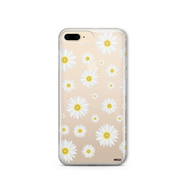 Oopsie Daisy iPhone 7 Plus Case Clear