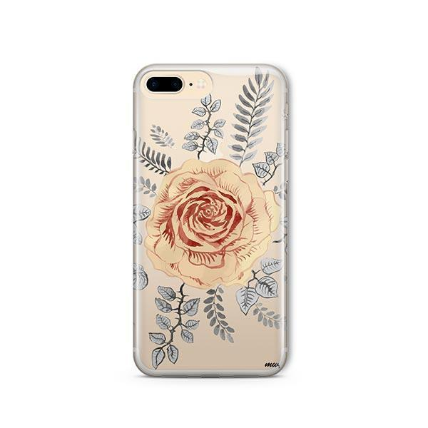 Ryan Rosas iPhone 7 Plus Case Clear