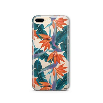 Strelitzia - iPhone Clear Case