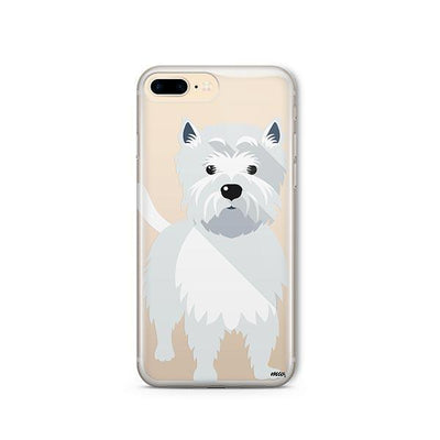 Westie - iPhone Clear Case
