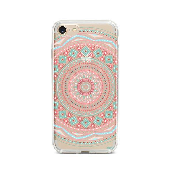Anna Mandala iPhone 7 Case Clear