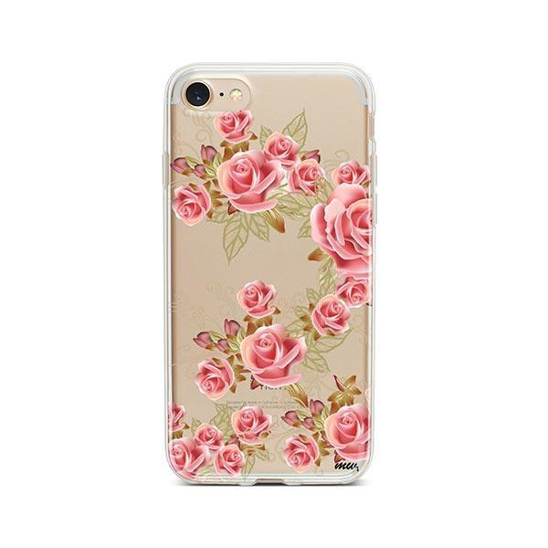 Caladrina iPhone 8 Case Clear