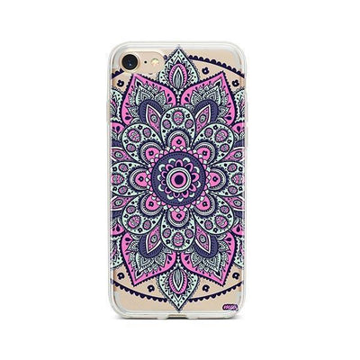 Dakota Mandala - iPhone Clear Case