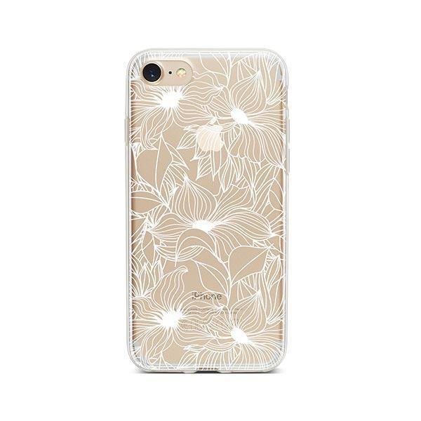 Henna Anastasia iPhone 7 Case Clear