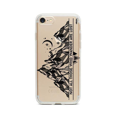 Nomad - iPhone Clear Case