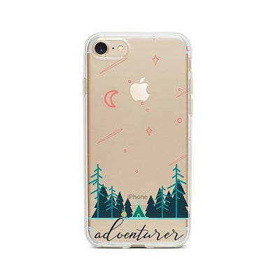 Adventurer - iPhone Clear Case