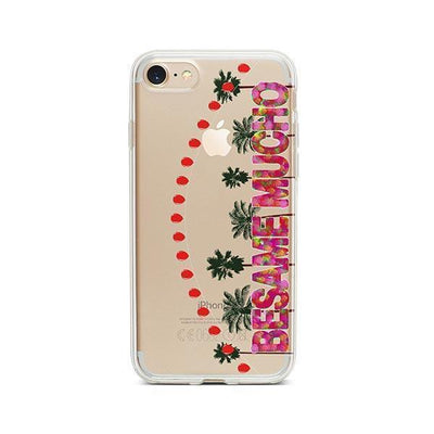 Besame Mucho - iPhone Clear Case