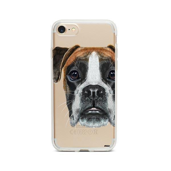 Boxer - iPhone 8 Clear Case