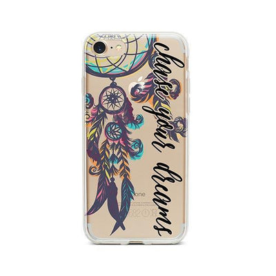 Chase Your Dreams - iPhone Clear Case