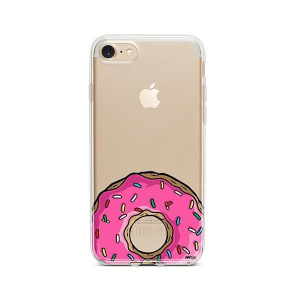 D'ohnuts iPhone 7 Case Clear