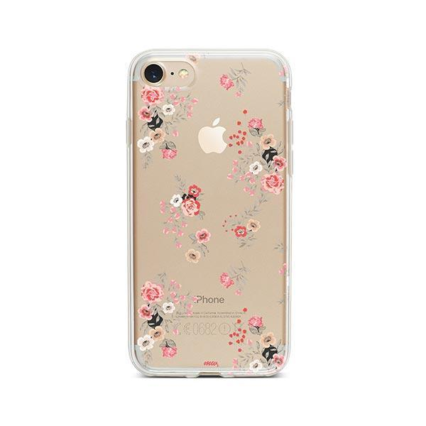 Ditsy iPhone 7 Case Clear