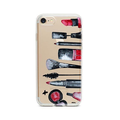 Glam - iPhone Clear Case
