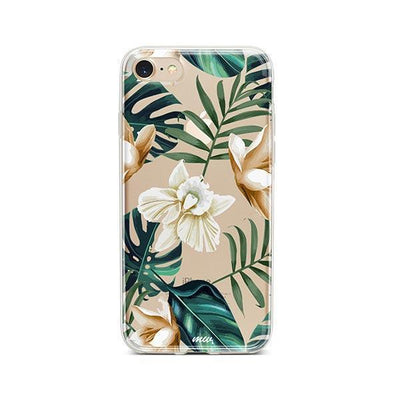 Greenhouse - iPhone Clear Case