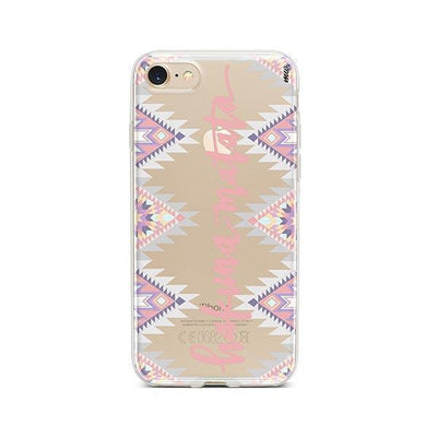 Hakuna Matata - iPhone Clear Case