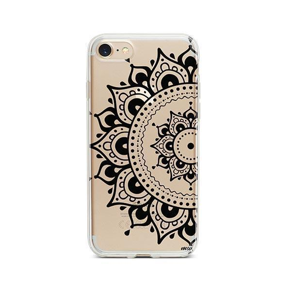 Hayley Mandala iPhone 7 Case Clear