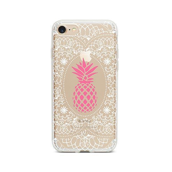 Malibu Mandala iPhone 7 Case Clear