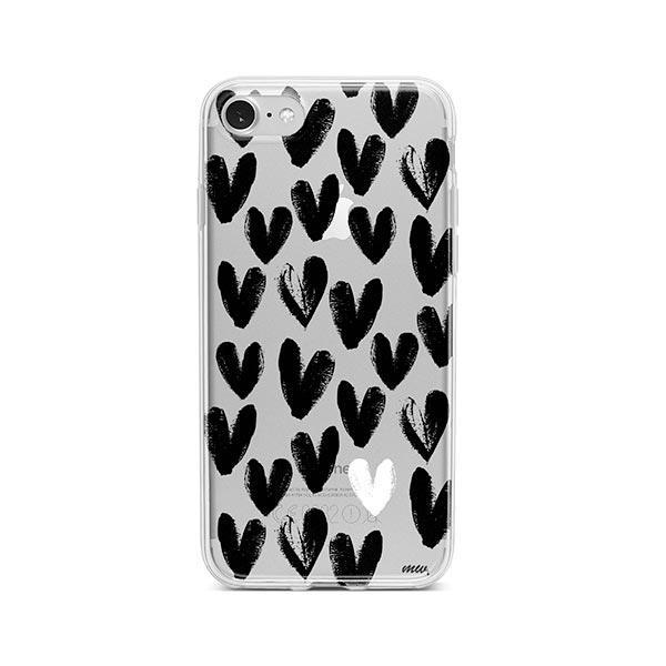 One Love iPhone 7 Case Clear