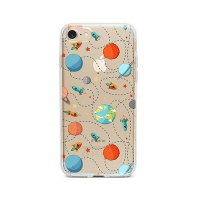 Space Case - iPhone Clear Case