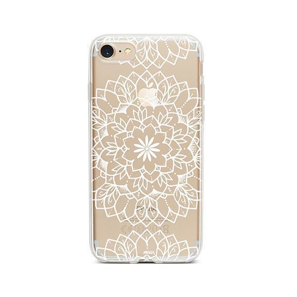 Sweet Daisy iPhone 7 Case Clear