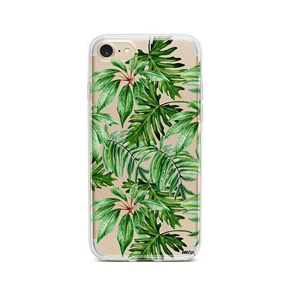 The Tropics iPhone 7 Case Clear