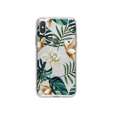 Greenhouse iPhone X Case Clear