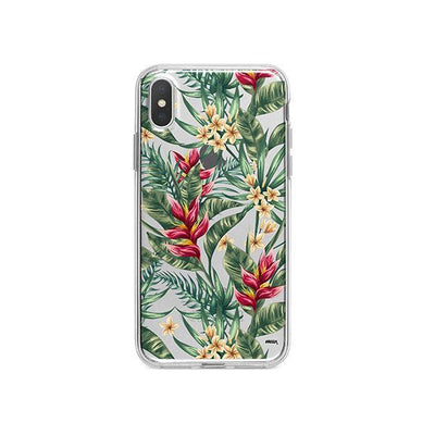 Last Vacation iPhone X Case Clear