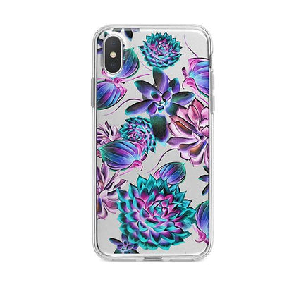 Montrose iPhone X Case Clear